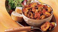 Supermarket in Quebec: Recipes, Online Grocery, Flyer Confort Food, Sauce, Pretzel Bites, Potato Salad, Beef, Ethnic Recipes, Christian Bégin, Organize, Sugar