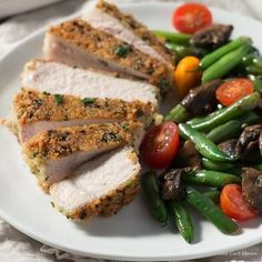 A fast and easy low carb dinner recipe perfect for diabetic or keto diets.  Crispy and flavorful! via @lowcarbmaven