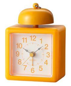 IDEA LABEL / プッシュベルアラームクロック2(置時計)