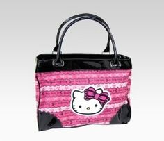d55283d7a47 Love pink and black hello kitty! Hello Kitty Accessories, Pink Princess,  Sanrio,