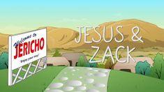 Zacchaeus: Jesus & Zack - The Story of Zacchaeus the Tax Collector - Animated Chris...