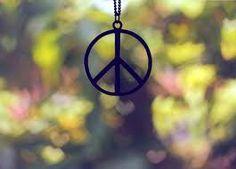 Peace + Necklace = PEACENECKLACE