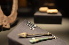 Fishing Tools, Pompeii, Bronze, 1st Cent C.E.