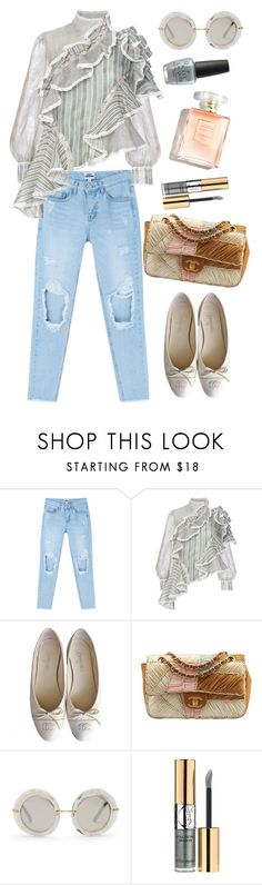 """""""Zimmerman"""" by thestyleartisan ❤ liked on Polyvore featuring Zimmermann, Chanel, Dolce&Gabbana, Yves Saint Laurent and OPI"""