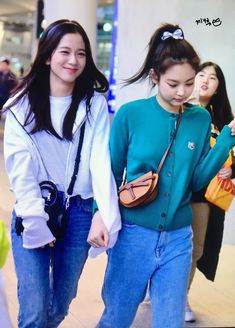 Kim Jennie, Jenny Kim, Cool Girl, My Girl, Blackpink Fashion, Womens Fashion, Blackpink Twitter, Blackpink Jisoo, Kpop Outfits