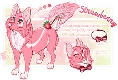 commission:+strawberry+by+BabyWolverines.deviantart.com+on+@DeviantArt