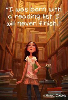 Books books and books