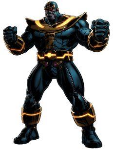 Marvel Avengers Alliance Thanos by ratatrampa87.deviantart.com on @DeviantArt