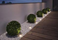 Gartenleuchten - clevere Außenleuchten | Schöner Wohnen