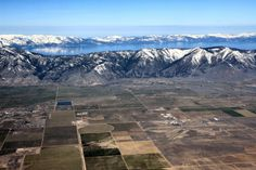 Carson Valley, Sierra mountains and Lake Tahoe in the background. Love living here!