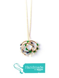 Roues #10 Necklace from Jess Panza http://www.amazon.com/dp/B017YDJN6C/ref=hnd_sw_r_pi_dp_fbrixb1Y3V3WY #handmadeatamazon