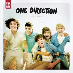 "March 2012: One Direction, ""Up All Night"""
