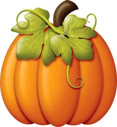 AUTUMN / FALL PUMPKIN CLIP ART