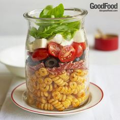 Saladas no Pote                                                       …