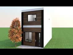 YouTube Tiny House, Ideas Para, House Plans, Mirror, Architecture, Outdoor Decor, Youtube, Home Decor, Nest