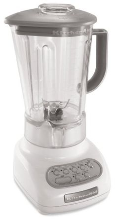 Special Offers - KitchenAid 5-Speed Blenders with Polycarbonate Jars White - In stock & Free Shipping. You can save more money! Check It (June 07 2016 at 10:18AM) >> http://standmixerusa.net/kitchenaid-5-speed-blenders-with-polycarbonate-jars-white/