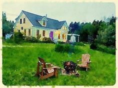 Machiasport Vacation Rental - VRBO 507895 - 3 BR Down East Cottage in ME, Shorefront Home - Breathtaking Views: Still Some Availability for ...