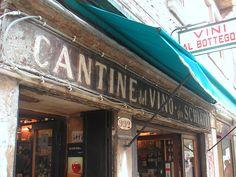 Cantinone - già Schiavi + bancogiro restaurant venice