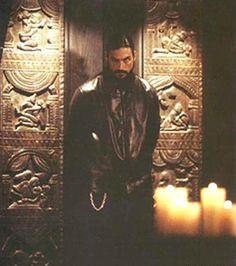 Eric Etebari Ian Nottingham Witchblade