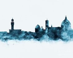 #Florence #Florenceskyline #Landmarks #cityscape #architecture #abstract #skyscraper  #watercolor #skyline #splatters #italy #europe #mapart #rome #italianart #contemporarydesign  #modernart #urban #silhouette #firenze #florentine #travel