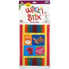 Wikki Stix Neon Colors WikkiStix http://www.amazon.com/dp/B0011E2S7C/ref=cm_sw_r_pi_dp_lP-pvb1C4KRG7