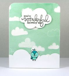 Paper Amy: Mama Elephant: You're Wonderful in Every Way