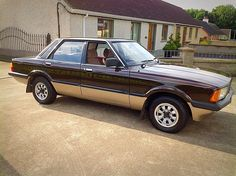Check out this classic Ford. ford cortina crusader 1.6 - just 52,000 miles - superb genuine example - poss px