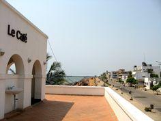Le Cafe, Pondicherry.