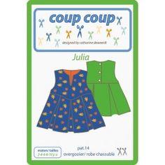 Dress pattern Julia