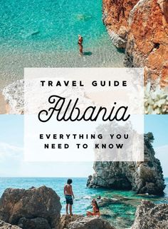 The ultimate travel guide Albania; everything you need to know - FREE & ADDICTED european travel, womens travel, travel organizers ultimate travel guide Albania; everything you need to know - FREE & ADDICTED Europe Travel Tips, European Travel, Travel Guides, Places To Travel, Travel Destinations, Traveling Europe, Travelling, Travel Hacks, Travel Essentials