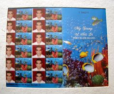 """coins and more: 309) """"Port Blair Island"""": MyStamps (issued by Indi..."""