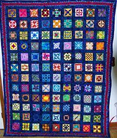 Beth's Blog: batik quilt