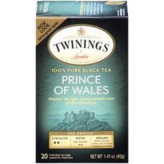 Prince of Wales - Twinings