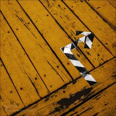 the arrow - Pinned by Mak Khalaf Abstract  by gilclaes