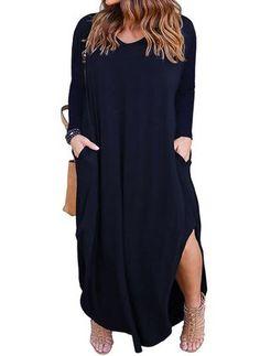 Damen Kleid Größe 60 62 64 66 68 70 Übergröße Kleider Maxikleid Spitze 26