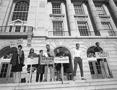 Free Speech Movement, 1960s