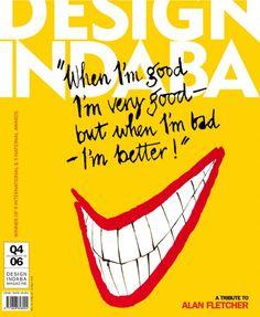 Design Indaba magazine pays tribute to Alan Fletcher