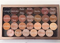 MakeUp Tips : Illustration Description Makeup geek eyeshadows -Read More – Kiss Makeup, Love Makeup, Makeup Inspo, Makeup Inspiration, Beauty Makeup, Hair Makeup, Gorgeous Makeup, Makeup Ideas, Makeup Hairstyle