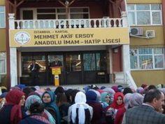 İmam hatip öğretmeni sahneye fırladı: Artık müslümanların devri