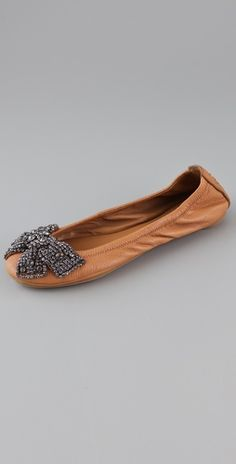 Next on my to purchase list...love it in the black, too! My husband hates flats...makes me love them more:)