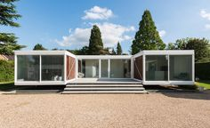 Celebrating a decade in the business, UK-based real estate agency The Modern House has launched an eponymous book exploring its most extraordinary properties, from Su and Richard Rogers' modernist Wimbledon landmark to apartments in the Barbican and be...