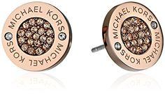 Michael Kors Sable Brown IP Pave Disc Stud Earrings Micha... https://www.amazon.com/dp/B01M1A4BE7/ref=cm_sw_r_pi_dp_x_DLmwybKQRSPMB