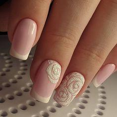 Фото маникюра с цветами, летний цветочный маникюр 2016, дизайн ногтей с цветами, яркий маникюр на лето 2016, красивый nail-art 2016, стильный летний маникюр
