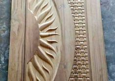 Homemade door design is or your luxury houses, you can choose fancy entrance doors prepared with glass grills or different framing. Door Design Photos, Home Door Design, Wooden Door Design, Main Door Design, Wood Design, Wood Front Doors, Wooden Doors, Balcony Grill Design, Medical Office Design