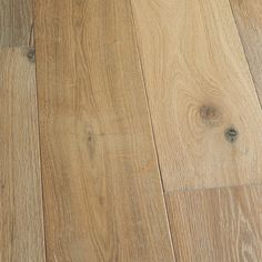 Malibu Wide Plank French Oak Belmont 3/8 in. T x 6 1/2 in. W x Varying L Engineered Click Hardwood Flooring (23.64 sq. ft./case) - HDMRCL173EF - The Home Depot