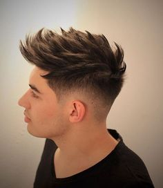 "1,362 Me gusta, 15 comentarios - Daily men's hairstyles ✂ (@4hairfashion) en Instagram: "" or ? Follow  @4hairpleasure ✂. Hairstyle by @mirror21ro. #4hairpleasure"""