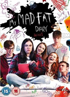 My Mad Fat Diary (TV Series 2013- ????)
