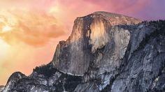 Grab These 4 Gorgeous OS X Yosemite Wallpapers