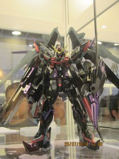 Gunpla Builders World Cup (GBWC) 2014 Hong Kong - Image Gallery [Part 7] Images via Gathering of Gundam Fans Facebook