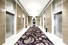 EdmonLeong_lift lobby carpet